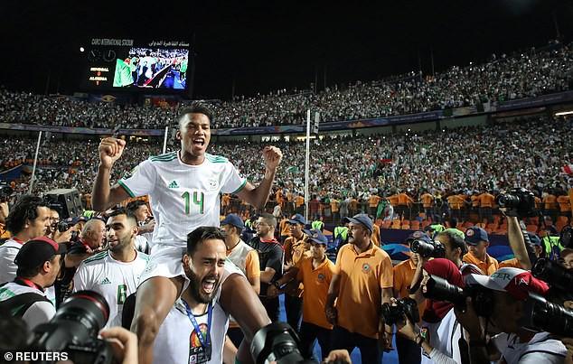 Người hùng Champions League bất lực, châu Phi tìm ra nhà vô địch sau trận cầu nghẹt thở - Ảnh 3.