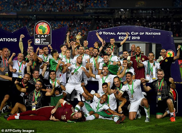 Người hùng Champions League bất lực, châu Phi tìm ra nhà vô địch sau trận cầu nghẹt thở - Ảnh 4.
