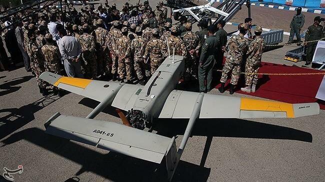 Lộ danh tính chiếc UAV bí mật giúp Iran lật mặt lời nói dối trắng trợn của Mỹ - ảnh 1