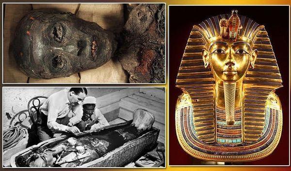 Ai Cập phục hồi quan tài vàng 3.000 tuổi của pharaoh Tutankham - Ảnh 2.