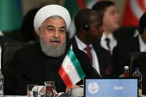 """Mỹ triển khai chiến dịch quân sự """"Người bảo vệ"""" ở Vịnh Ba Tư sau khi Iran bắt tàu Anh - Ảnh 1."""