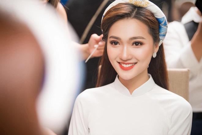 """""""Bạn gái tin đồn"""" của cầu thủ Phan Văn Đức bị chỉ trích khi tham gia game show - Ảnh 6."""