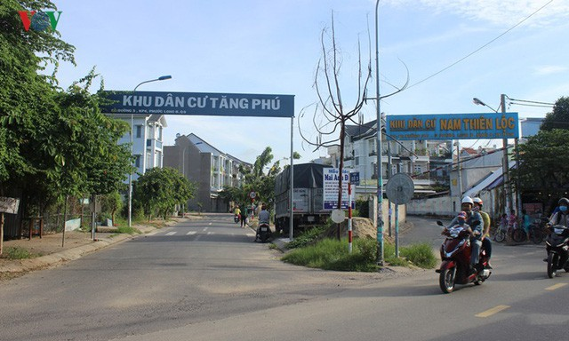 """Cận cảnh dự án nhà ở của Sagri chuyển nhượng cho Phong Phú với """"giá bèo - Ảnh 2."""