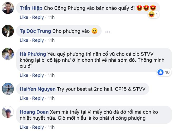 Fan Việt lại làm loạn fanpage Sint-Truidense V.V, bị gọi là những kẻ lố bịch cuồng tín Công Phượng - Ảnh 2.