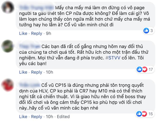 Fan Việt lại làm loạn fanpage Sint-Truidense V.V, bị gọi là những kẻ lố bịch cuồng tín Công Phượng - Ảnh 4.