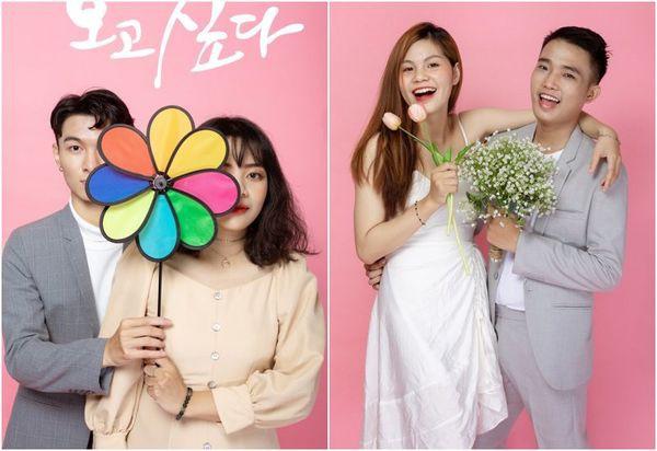 Bộ ảnh kỷ yếu Hàn Quốc xịn của nhóm bạn 11 người - Ảnh 7.