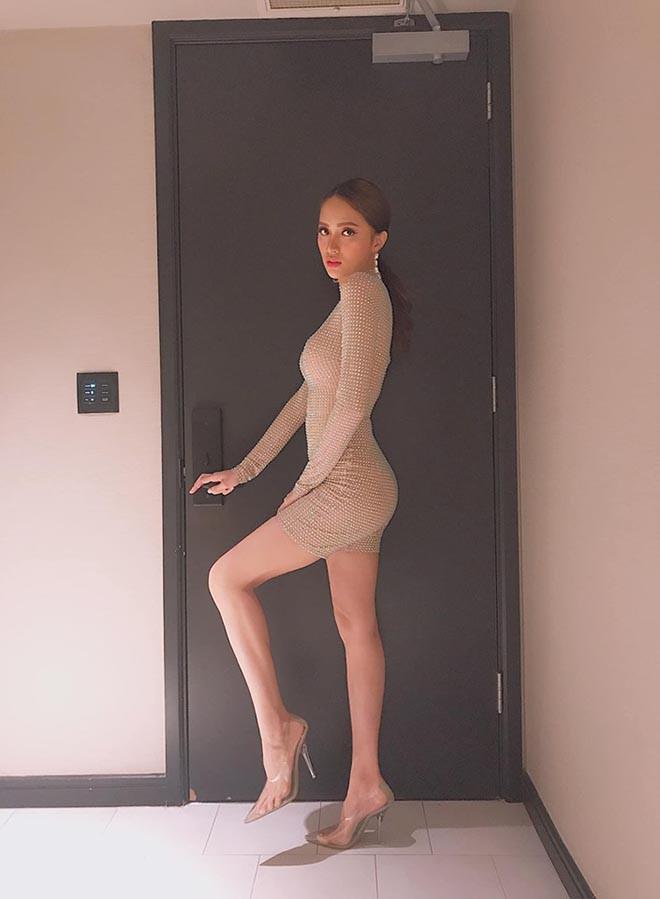 Hoa hậu chuyển giới Hương Giang khoe ảnh mặc bikini gợi cảm - ảnh 7