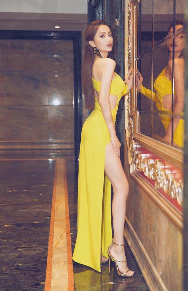Hoa hậu chuyển giới Hương Giang khoe ảnh mặc bikini gợi cảm - ảnh 11