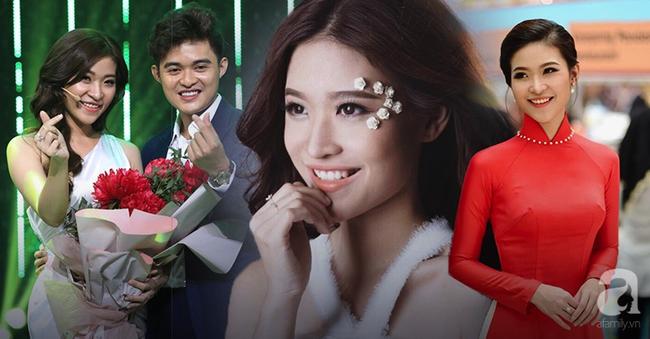 'Người ấy là ai?': Biên tập viên VTV thừa nhận đang hẹn hò nam chính, không 'cãi lại' Trấn Thành, Hương Giang - ảnh 1