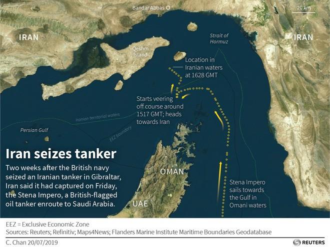 Tàu ngầm hạt nhân chất đầy sát thủ Tomahawk ập tới Iran - Mạnh đến mức nào? - Ảnh 19.