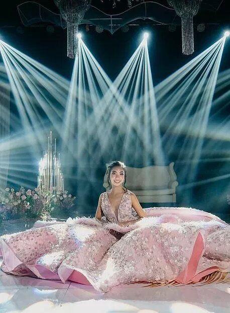 Choáng với tiệc sinh nhật xa xỉ gần 700 triệu của ái nữ nhà giàu, khách mời còn được tặng túi Louis Vuitton - Ảnh 6.