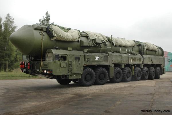 Điểm danh những tên lửa mạnh nhất thế giới - Ảnh 10.