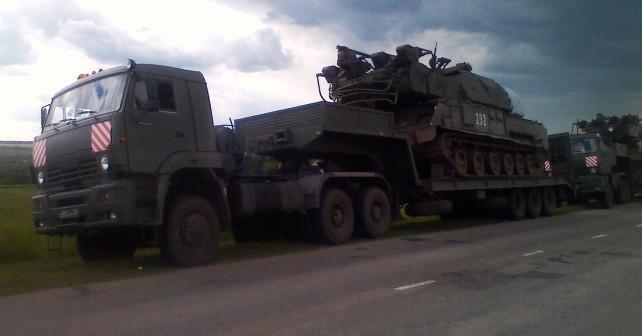 Tình báo Ukraine bắt giữ được lái xe đầu kéo chở tổ hợp Buk-M1 vụ MH17? - Ảnh 1.