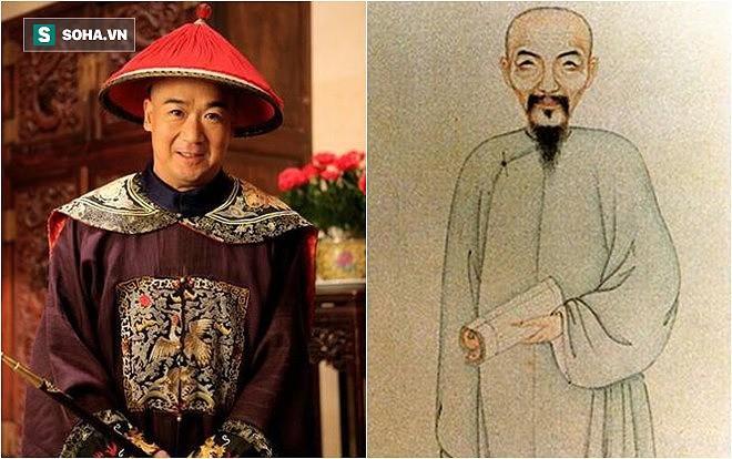 Không phải Lưu Dung hay Kỷ Hiểu Lam, đây mới thực sự là khắc tinh của Hòa Thân - Ảnh 1.