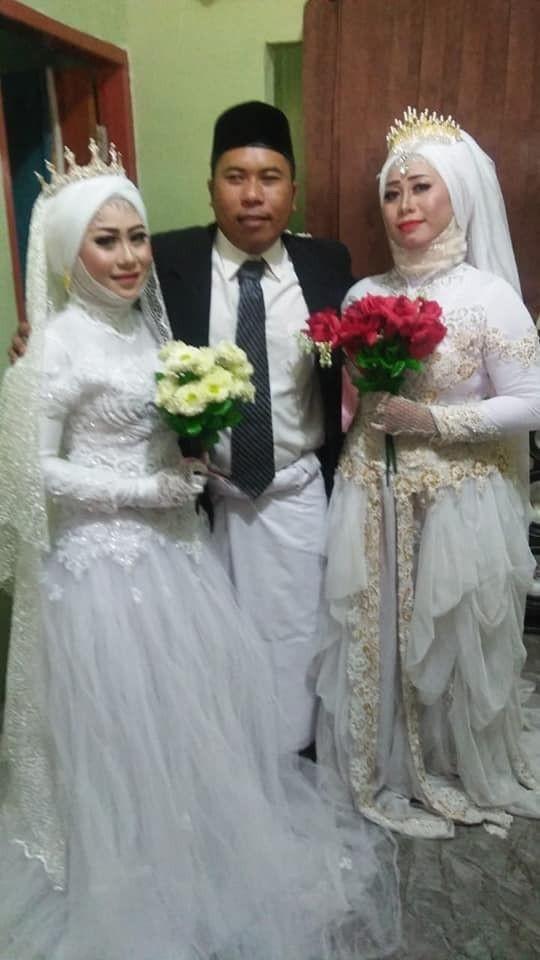 Đám cưới 1 chú rể 2 cô dâu gây sốc dân mạng và sự thật bất ngờ phía sau - Ảnh 2.