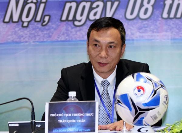 VFF đặt mục tiêu vào VL thứ 3 khu vực châu Á World Cup 2022 cho ĐTVN - Ảnh 1.