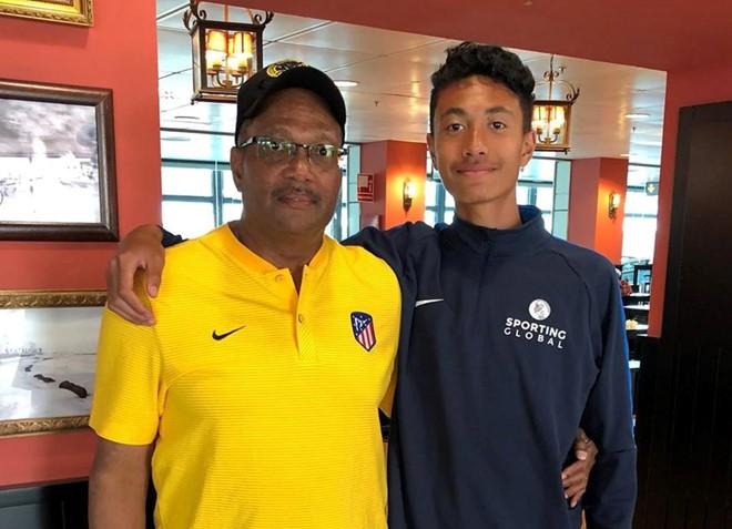 Cầu thủ Việt kiều lò Barca mơ khoác áo ĐTQG Việt Nam chọn HAGL để thử việc - Ảnh 1.