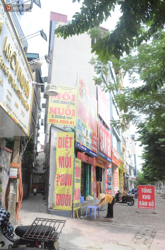 Chùm ảnh: Cận cảnh những căn nhà hình dáng siêu dị ở Hà Nội - Ảnh 3.