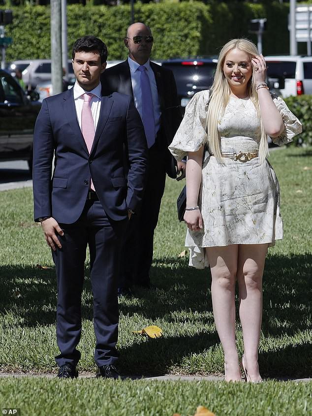 Con gái Tổng thống Trump xuất hiện cùng bạn trai tỷ phú hoàn hảo nhưng nhìn vóc dáng của cô nàng ai cũng phải lắc đầu ngán ngẩm - Ảnh 5.