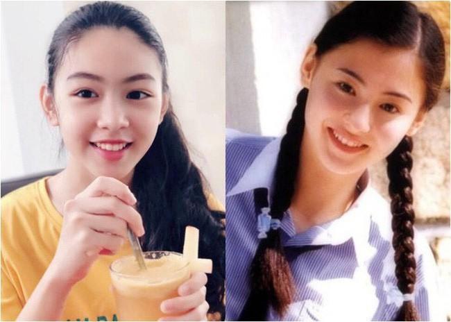 Con gái 14 tuổi của MC Quyền Linh được khen xinh như hoa hậu - Ảnh 6.