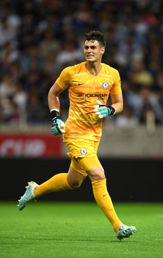 Sai lầm của đồng đội mới khiến trai đẹp Griezmann ra mắt bằng trận thua đau đớn trước Chelsea - Ảnh 8.