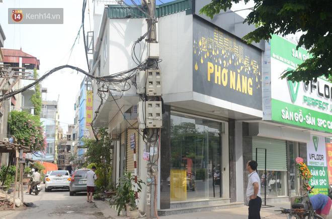 Chùm ảnh: Cận cảnh những căn nhà hình dáng siêu dị ở Hà Nội - Ảnh 9.
