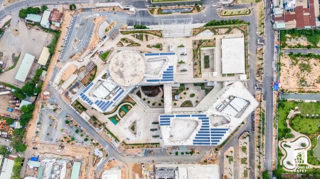 Cận cảnh dự án bệnh viện gần 6.000 tỷ đồng tại TP.HCM sắp đi vào hoạt động vào cuối năm 2019 - Ảnh 10.
