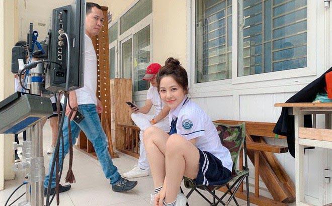 Hot girl Trâm Anh bất ngờ lộ diện, gầy trông thấy sau 3 tháng biến mất - Ảnh 3.
