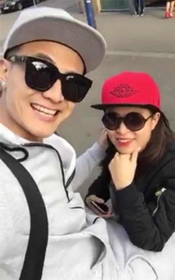 Vĩnh Thuỵ đăng clip tình tứ với Hoàng Thuỳ Linh sau nghi vấn đã chia tay - Ảnh 2.