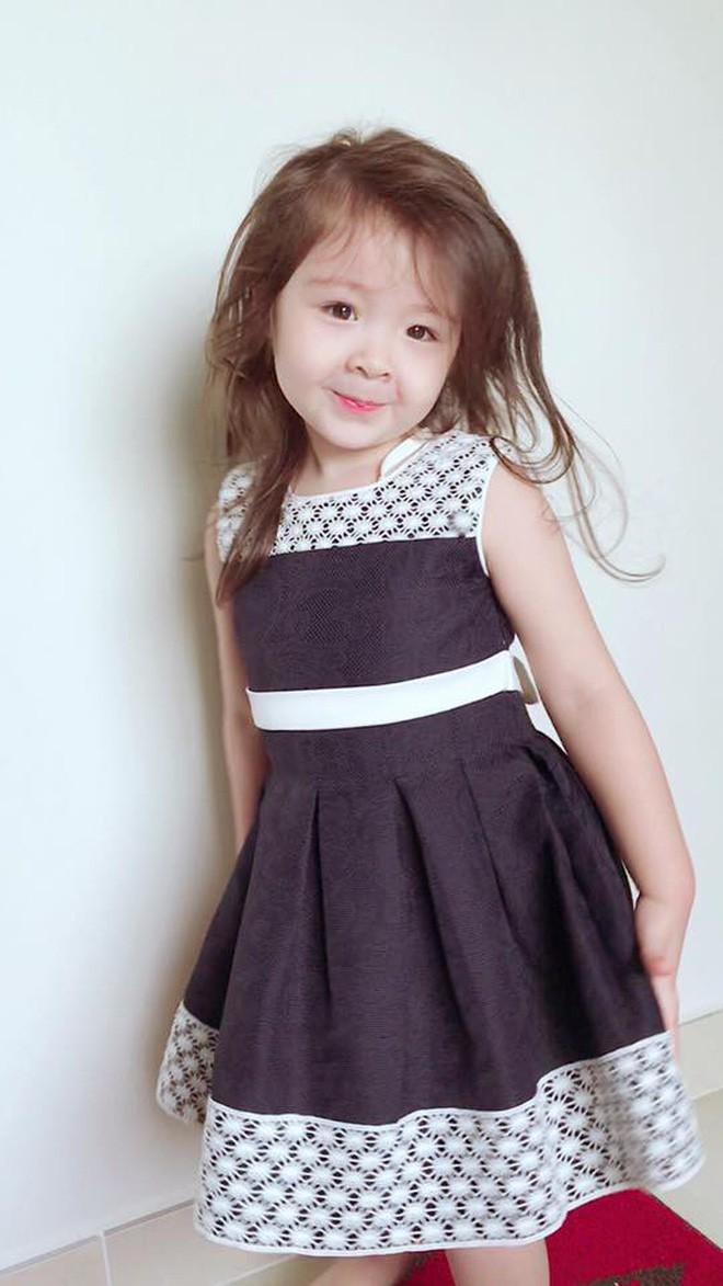 Điểm mặt hội ái nữ nhà sao Việt: Còn nhỏ đã có năng khiếu nghệ thuật, xinh đẹp chuẩn mỹ nhân tương lai - Ảnh 16.