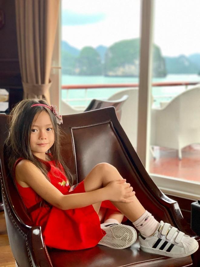 Điểm mặt hội ái nữ nhà sao Việt: Còn nhỏ đã có năng khiếu nghệ thuật, xinh đẹp chuẩn mỹ nhân tương lai - Ảnh 18.