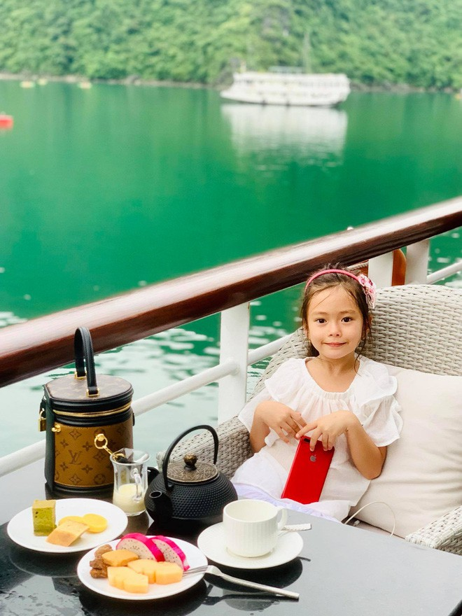 Điểm mặt hội ái nữ nhà sao Việt: Còn nhỏ đã có năng khiếu nghệ thuật, xinh đẹp chuẩn mỹ nhân tương lai - Ảnh 19.
