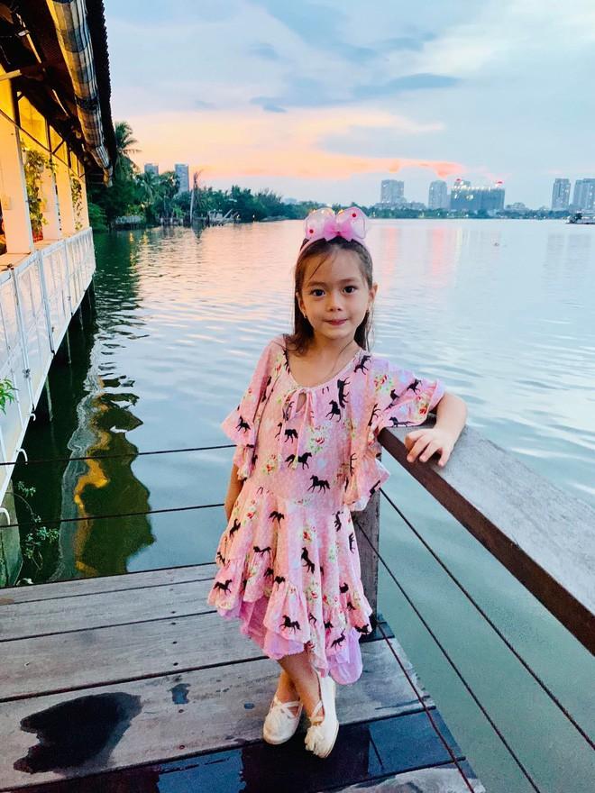Điểm mặt hội ái nữ nhà sao Việt: Còn nhỏ đã có năng khiếu nghệ thuật, xinh đẹp chuẩn mỹ nhân tương lai - Ảnh 21.