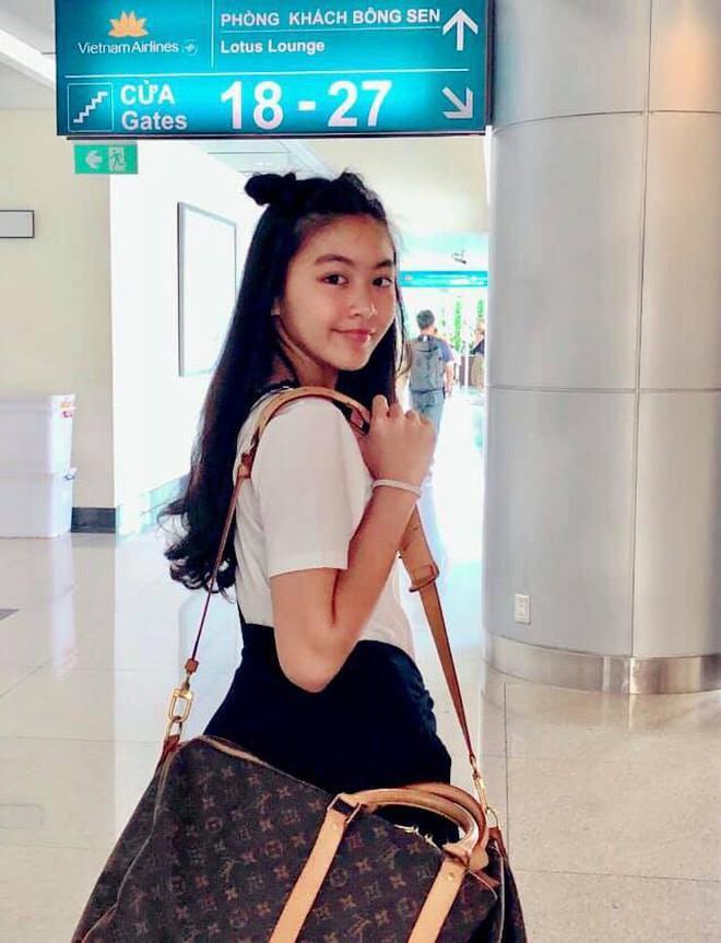 Điểm mặt hội ái nữ nhà sao Việt: Còn nhỏ đã có năng khiếu nghệ thuật, xinh đẹp chuẩn mỹ nhân tương lai - Ảnh 4.