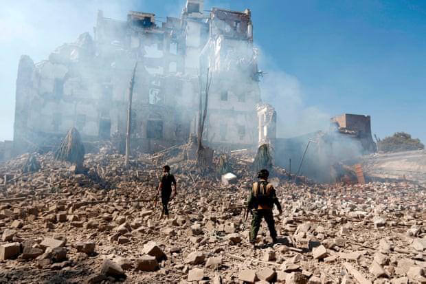 Cơn thịnh nộ chiến tranh Yemen: Vũ khí tối tân Australia góp thêm máu và hận thù? - Ảnh 3.