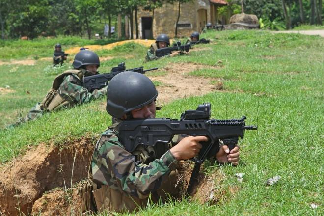 Hải quân đánh bộ - lực lượng tinh nhuệ của Hải quân nhân dân Việt Nam - Ảnh 1.