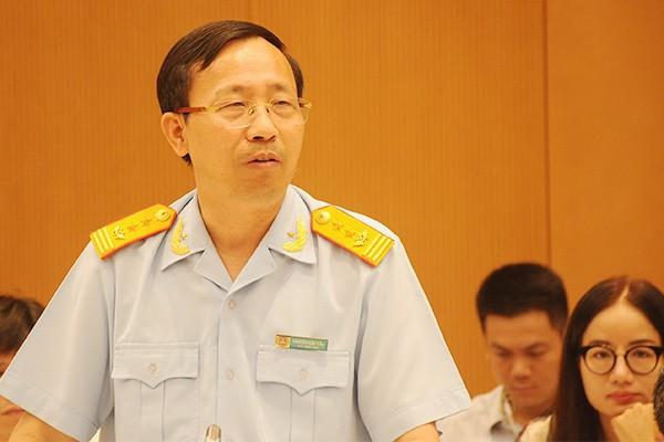 Tổng cục trưởng Hải quan: Sẽ làm kỹ cơ sở pháp lý vụ Asanzo - Ảnh 1.