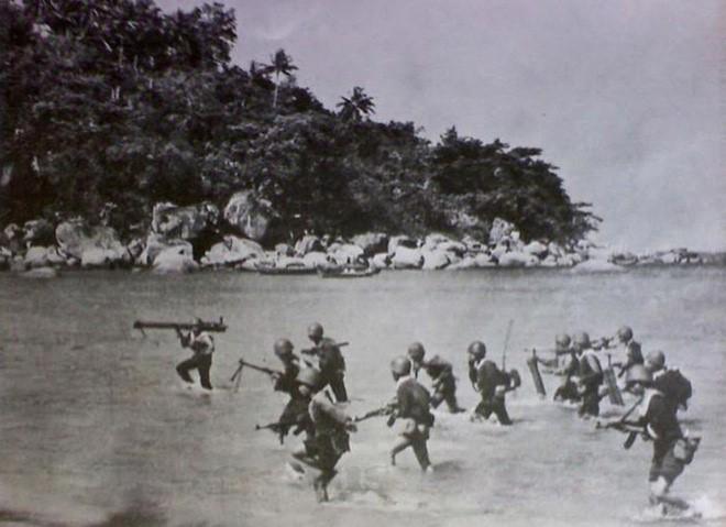 Hải quân đánh bộ - lực lượng tinh nhuệ của Hải quân nhân dân Việt Nam - Ảnh 10.