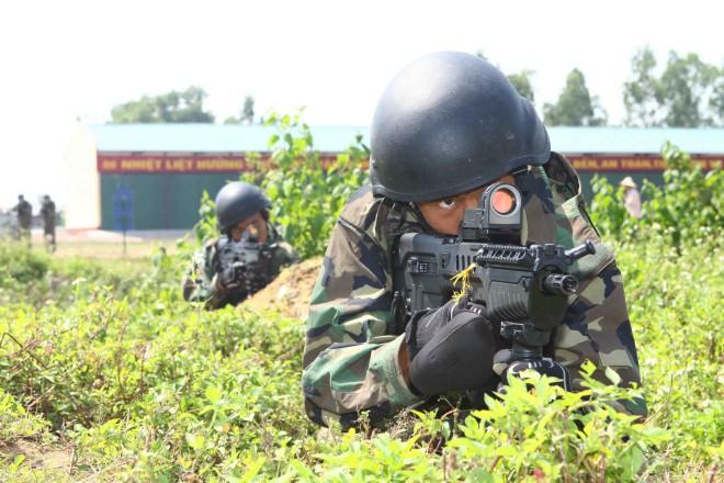 Hải quân đánh bộ - lực lượng tinh nhuệ của Hải quân nhân dân Việt Nam - Ảnh 13.