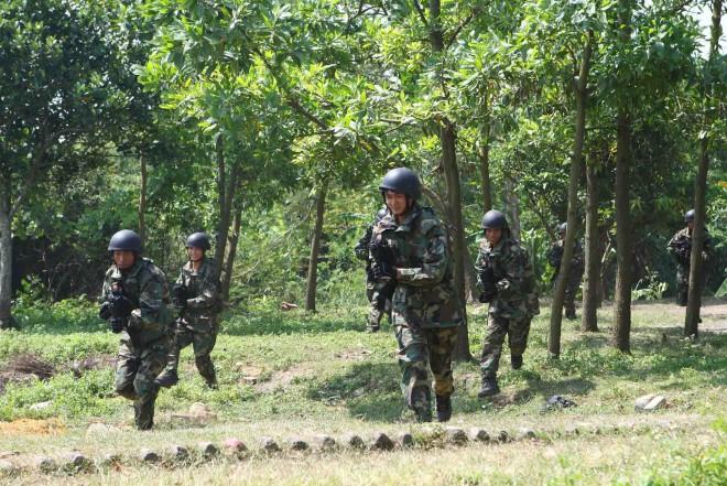 Hải quân đánh bộ - lực lượng tinh nhuệ của Hải quân nhân dân Việt Nam - Ảnh 14.