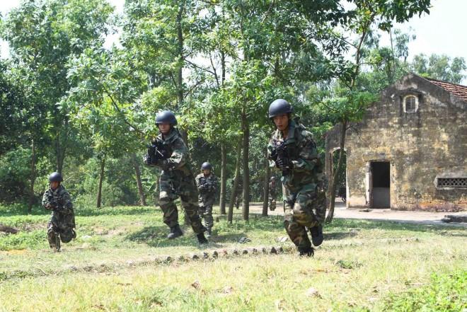 Hải quân đánh bộ - lực lượng tinh nhuệ của Hải quân nhân dân Việt Nam - Ảnh 15.