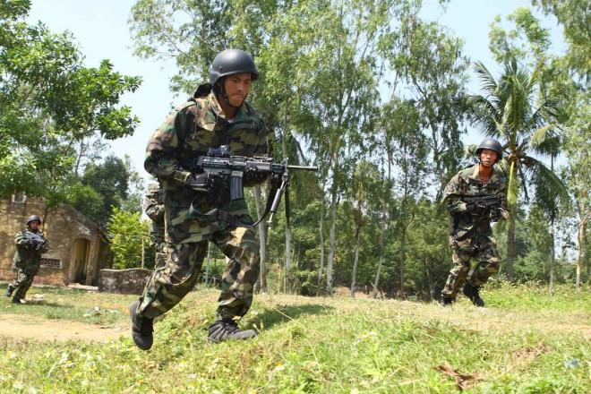 Hải quân đánh bộ - lực lượng tinh nhuệ của Hải quân nhân dân Việt Nam - Ảnh 16.