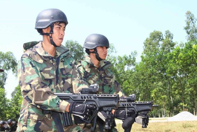 Hải quân đánh bộ - lực lượng tinh nhuệ của Hải quân nhân dân Việt Nam - Ảnh 17.