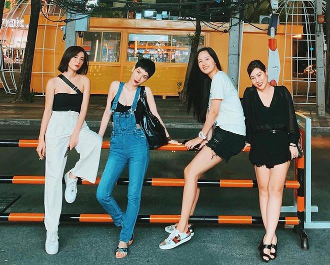 Xuất hiện thêm hội bạn thân siêu chất của showbiz Việt: Quy tụ toàn đại gia ngầm, nhan sắc nóng bỏng không phải dạng vừa đâu - Ảnh 20.