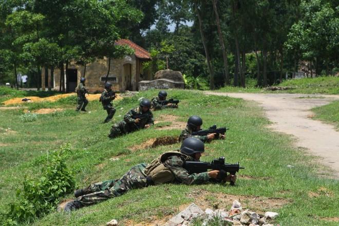 Hải quân đánh bộ - lực lượng tinh nhuệ của Hải quân nhân dân Việt Nam - Ảnh 2.