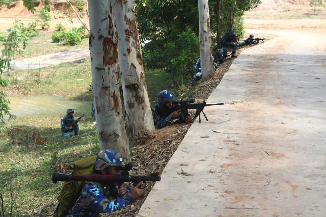 Hải quân đánh bộ - lực lượng tinh nhuệ của Hải quân nhân dân Việt Nam - Ảnh 3.