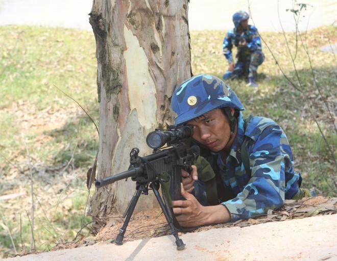 Hải quân đánh bộ - lực lượng tinh nhuệ của Hải quân nhân dân Việt Nam - Ảnh 4.