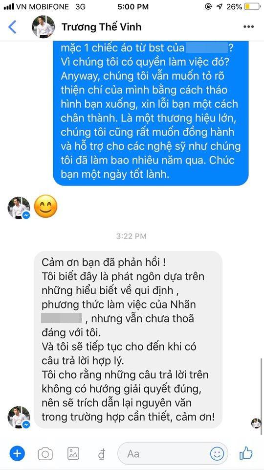 Trương Thế Vinh gay gắt đòi tiền bản quyền hình ảnh 25 triệu, loạt sao Việt hùa nhau vào đá đểu, mỉa mai - Ảnh 8.