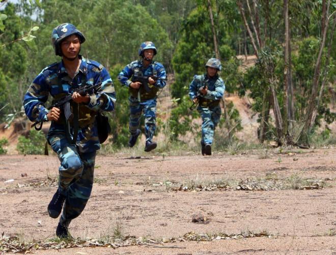 Hải quân đánh bộ - lực lượng tinh nhuệ của Hải quân nhân dân Việt Nam - Ảnh 7.