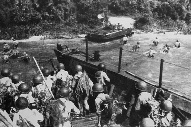 Hải quân đánh bộ - lực lượng tinh nhuệ của Hải quân nhân dân Việt Nam - Ảnh 9.